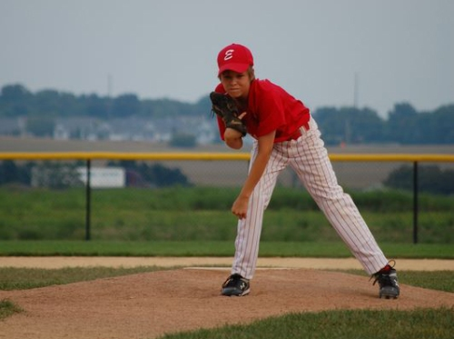 Will Gerard, Pitching for the Edison Comets